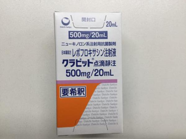 Levofloxacin and Its Impurities