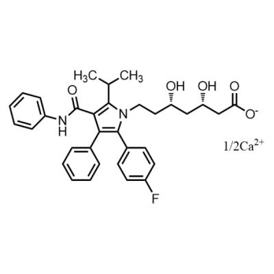 Atorvastatin EP Impurity E Calcium Salt