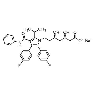 Atorvastatin EP Impurity C Sodium Salt