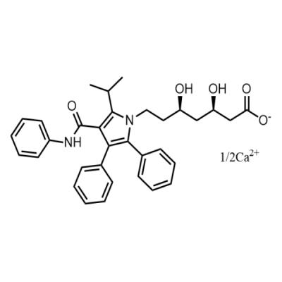 Atorvastatin EP Impurity A Calcium Salt (Defluoro Atorvastatin Calcium Salt)
