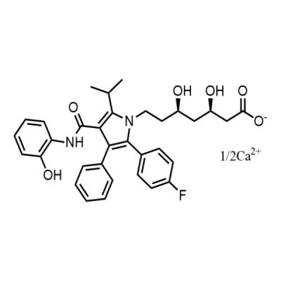 ortho-Hydroxy Atorvastatin Calcium Salt