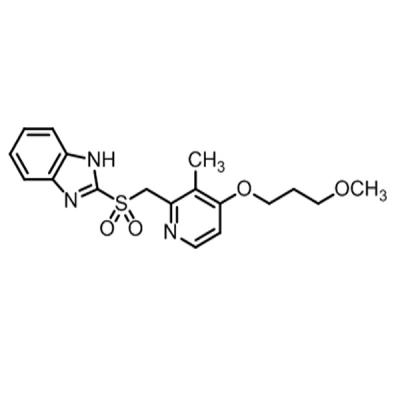 Rabeprazole EP Impurity A (Rabeprazole Sulfone)