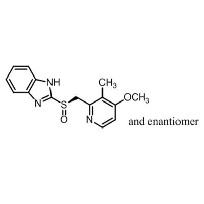 Rabeprazole EP Impurity E (4-Methoxy Rabeprazole)