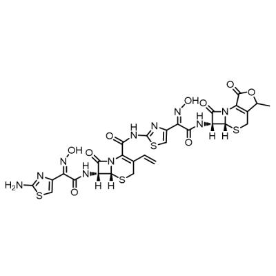 Cefdinir EP impurity reference substances, USP impurity, CP impurity