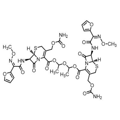 Cefuroxime Axetil Dimer impurity | SZEB